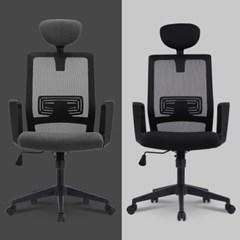 컴퓨터 책상 학생 의자 812 BLACK FRAME