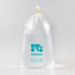 미미네 물고기 민트 포장비닐 25x50cm [10장]생물포장_(1101599)