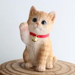 마네키네코 고양이 소품