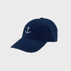 [Smathers&Branson]Adult`s Hats Anchor on Navy