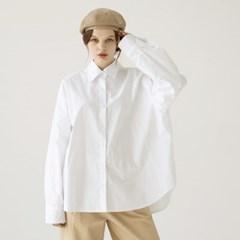 아더로브 오버사이즈 셔츠 AST201001-WT