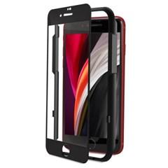 신지글래스 아이폰 SE2 3D 강화유리 액정보호필름