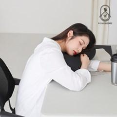 로미홈 낮잠베개 사무실 직장인 학생 수험생 베개