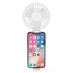 아이정 M-fan 휴대용 손선풍기 탁상형 휴대폰 거치형 화_(2777313)
