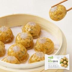 [아임닭] 닭가슴살 씨쓰루 만두 청양고추맛 180g 1팩