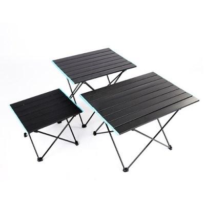 방수 경량 접이식 폴딩 캠핑테이블 소형 대형