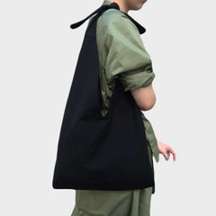 medium hobo bag (black)