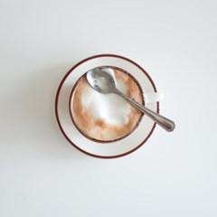 홈카페 커피 티스푼 과일 티포크