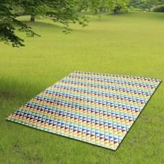 북유럽 캠핑매트 야외용매트 피크닉돗자리 텐트매트