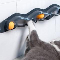 고양이 장난감 트랙볼 공놀이 캣토이 (행동유발)