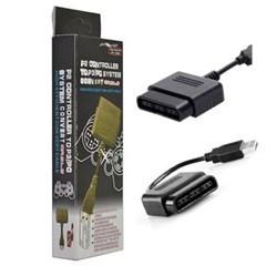PS2 to PC / PS3 컨버터플스2 패드 PC 연결 usb 젠더