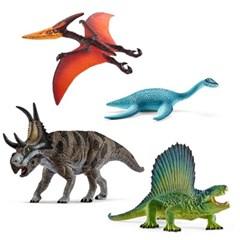 [슐라이히] 공룡세트 4P_B_(301802103)