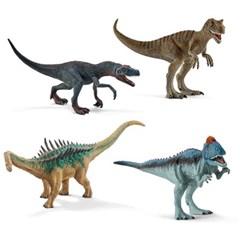 [슐라이히] 공룡세트 4P_D_(301802102)