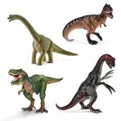 [슐라이히] 공룡세트 4P_E_(301802101)