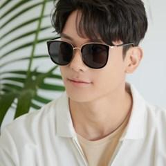 투디터 사각 뿔테 편광렌즈 선글라스