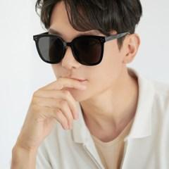 투디터 오버사이즈 사각 뿔테 선글라스