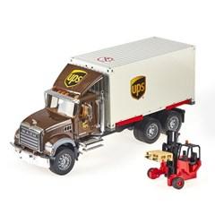 브루더 MACK UPS 물류트럭_(301803401)