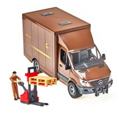 브루더 벤츠 UPS차량_(301803400)