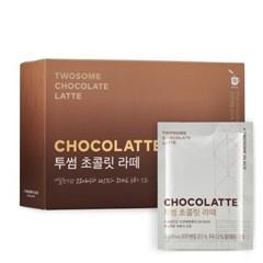 투썸 초콜릿라떼 32g x 10개입