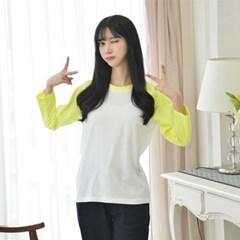 7부 나그랑 티셔츠(4 colors) 티셔츠_(1584469)