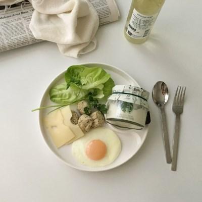 헤이데이 라운드식판세트(3color, 혼밥, 다이어트용)