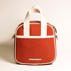 TYT BAG - ORANGE RED