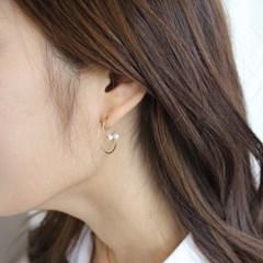 Poussette earring