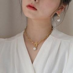 big planet necklace
