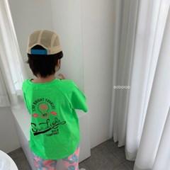 소) 필라멘트 아동 티셔츠-주니어까지