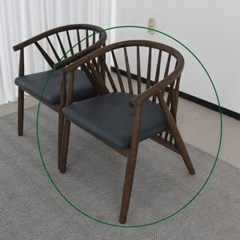 비레인 1인 원목 의자_(2376173)
