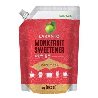 제로 칼로리 설탕대체 천연 감미료 라칸토