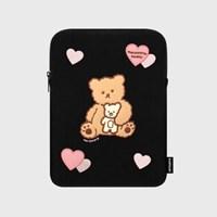 I love it nini-black-ipad pouch(아이패드 파우치)_(1578608)