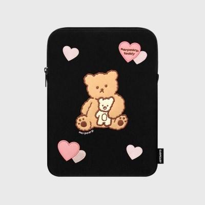 I love it nini-black-ipad pouch(아이패드 파우치)