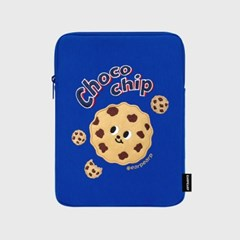 Chocochip cookies-blue-ipad pouch(아이패드 파우치)_(1578604)