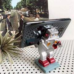 로봇 스마트폰 스탠드 거치대