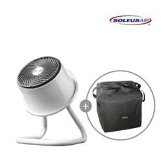 솔루스에어/입체냉방 파이프형 써큘레이터 AIR931FW +보관용 가방