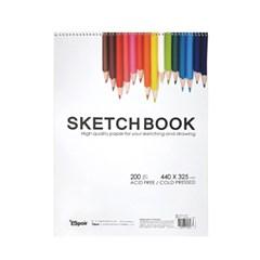 High quality 스케치북 200g