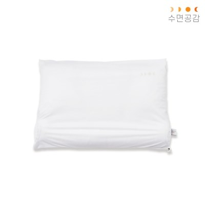 [수면공감] 우유베개 방수 베개커버 성인