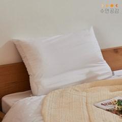 [수면공감] 우유베개 방수 베개커버 3종