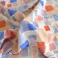 [Fabric] 선셋 비치 린넨 Sunset Beach Linen