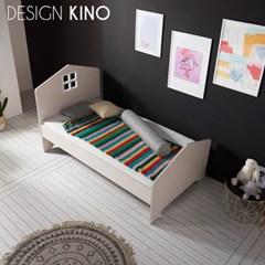 디자인키노 어반 주니어 슈퍼싱글 침대 SS + 플래티넘 매트리스