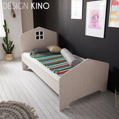 디자인키노 어반 주니어 슈퍼싱글 침대 SS + 노블 매트리스