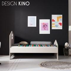 디자인키노 어반 주니어 슈퍼싱글 침대 SS + 레토렙 매트리스