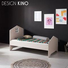 디자인키노 어반 주니어 슈퍼싱글 침대 SS + 알로 매트리스
