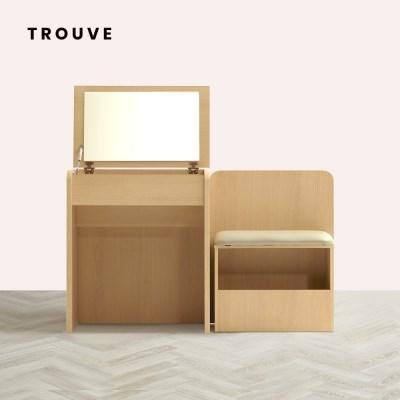 트루베퍼니처 마지끄 컴팩트 화장대(의자포함세트)