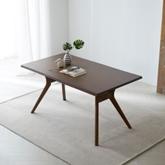 [스코나]리버턴 원목 1500 식탁 테이블_(602797600)