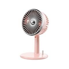 [엘톤] 레트로 탁상용 선풍기 DO-1020 색상(핑크)
