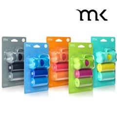 MK 풉백 친환경 생분해 배변봉투 디스펜서+60매