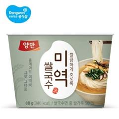 동원 양반 미역 컵쌀국수 88g_(11837044)