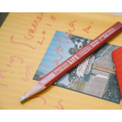 라이프 목공 연필